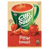 Unox Cup A Soup Soep Pittige Tomaat voorkant
