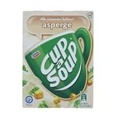 Unox Cup-a-Soup Soep Asperge achterkant