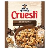 Quaker Cruesli Chocolade voorkant