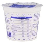 Melkan Slagroom 35% Vet achterkant