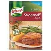 Knorr Stroganoffsaus voorkant