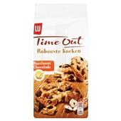 Lu Time  Out Robuuste Koeken Amandel Chocolade voorkant