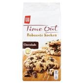 Lu Time Out Robuuste Koeken Chocolade voorkant