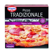 Dr. Oetker Tradizionale Pizza Speciale voorkant