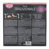 Dr. Oetker Tradizionale Pizza Speciale achterkant