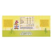 Liga Evergreen Crunchy Appel & Peer achterkant