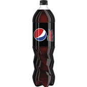 Pepsi Cola Max voorkant