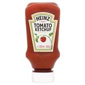 Heinz Tomatenketchup Top Down voorkant
