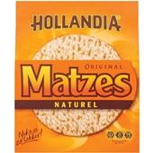 Hollandia Matzes matzes      original naturel  voorkant