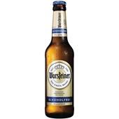 Warsteiner bier  alcoholvrij  voorkant
