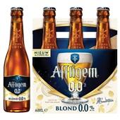 Affligem blond 0.0%  6-pack voorkant