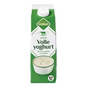 Melkan Yoghurt Vol voorkant