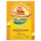 Pickwick thee rooibos voorkant