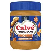 Calvé pindakaas proteïne voorkant