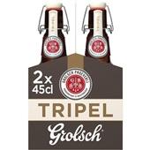 Grolsch tripel speciaalbier  2-pack  voorkant