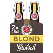 Grolsch blond speciaalbier  2-pack  voorkant
