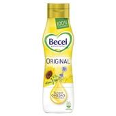 Becel margarine vloeibaar voorkant