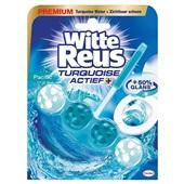 Witte Reus turquise actief toiletblok pacafic voorkant