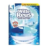 Witte Reus duo-actief toiletblok tegen nare geuren voorkant