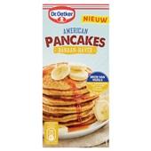 Dr. Oetker american pancakes banaan haver voorkant