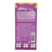 Whiskas Sticks Kip achterkant