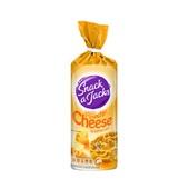 Snack a Jacks Rijstwafel Cheese voorkant