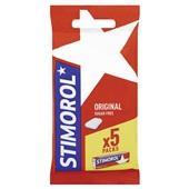 Stimorol Original Kauwgom sugar free voorkant