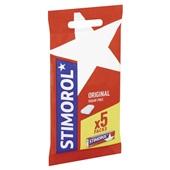 Stimorol Original Kauwgom Sugar Free achterkant