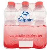 Dalphin mineraalwater met koolzuur voorkant