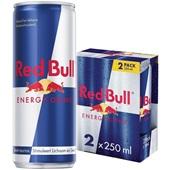 Red Bull Energydrank 2 Pack voorkant