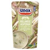 Unox Soep In Zak Asperge voorkant
