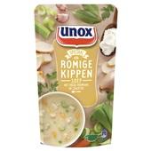 Unox Soep In Zak Romige Kip voorkant