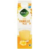Melkan vanille vla voorkant