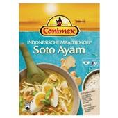 Conimex soep kit Soto Ayam voorkant
