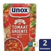 Unox tomaten soep groente voorkant