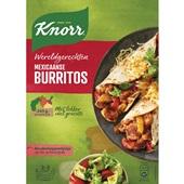 Knorr Wereldgerechten Burritos voorkant