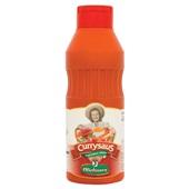 Oliehoorn saus curry voorkant