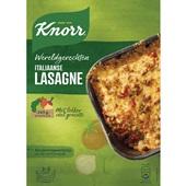 Knorr Wereldgerechten Lasagne Bolognese voorkant