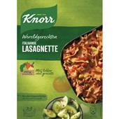 Knorr Wereldgerechten Lasagnette voorkant