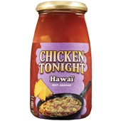 Chicken to Night Hawai maaltijdsaus voorkant