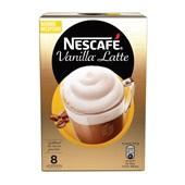 Nescafé Koffie Latte Vanille voorkant
