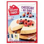 Home Made taart cheesecake voorkant