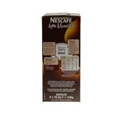 Nescafé Koffie Latte Vanille achterkant