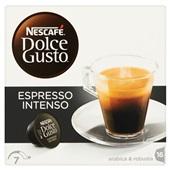 Nescafé Dolce Gusto Koffiecups Espresso Intenso voorkant