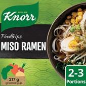 Knorr Foodtrip wereldgerecht  Miso Ramen voorkant