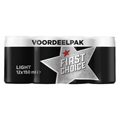 First Choice cola light  voorkant