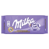 Milka Tablet Melk voorkant