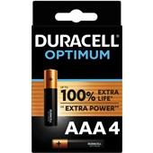 Duracell batterijen optimum AAA  voorkant