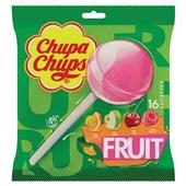 Chupa Chups fruit 14 Stuks voorkant