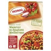 Honig Mix Macaroni/Spaghetti Mediteraan voorkant